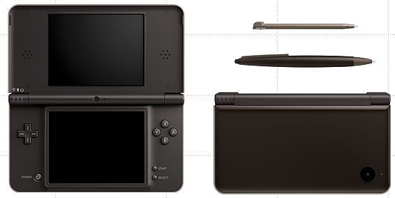 DSi XL / LL colors